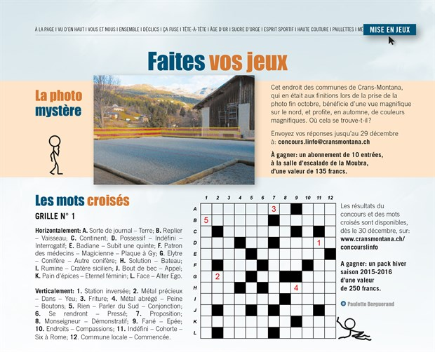 Linfo Concours