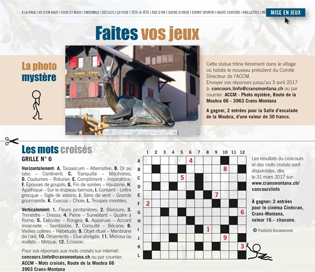 201703 Linfo 2017 Concours